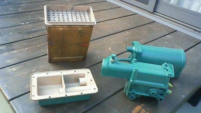 стационарные лодочные двигатели вольво пента