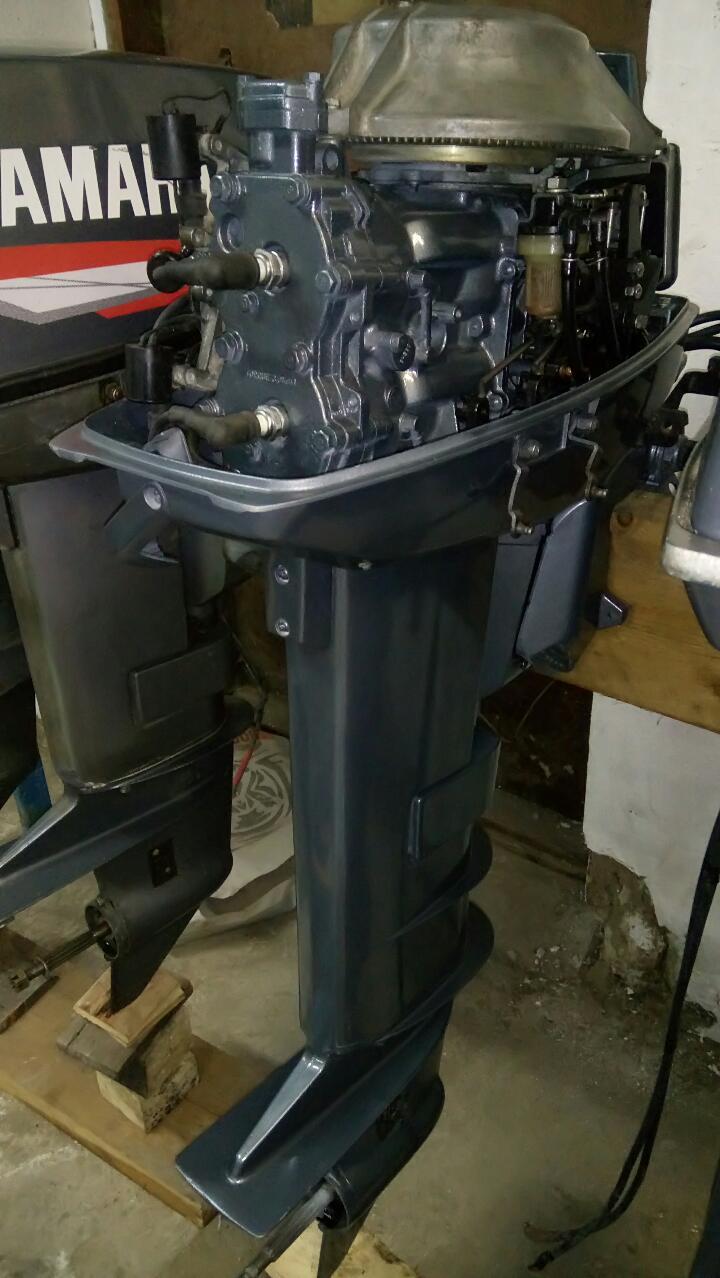 мотор ямаха 2 сильный лодочный
