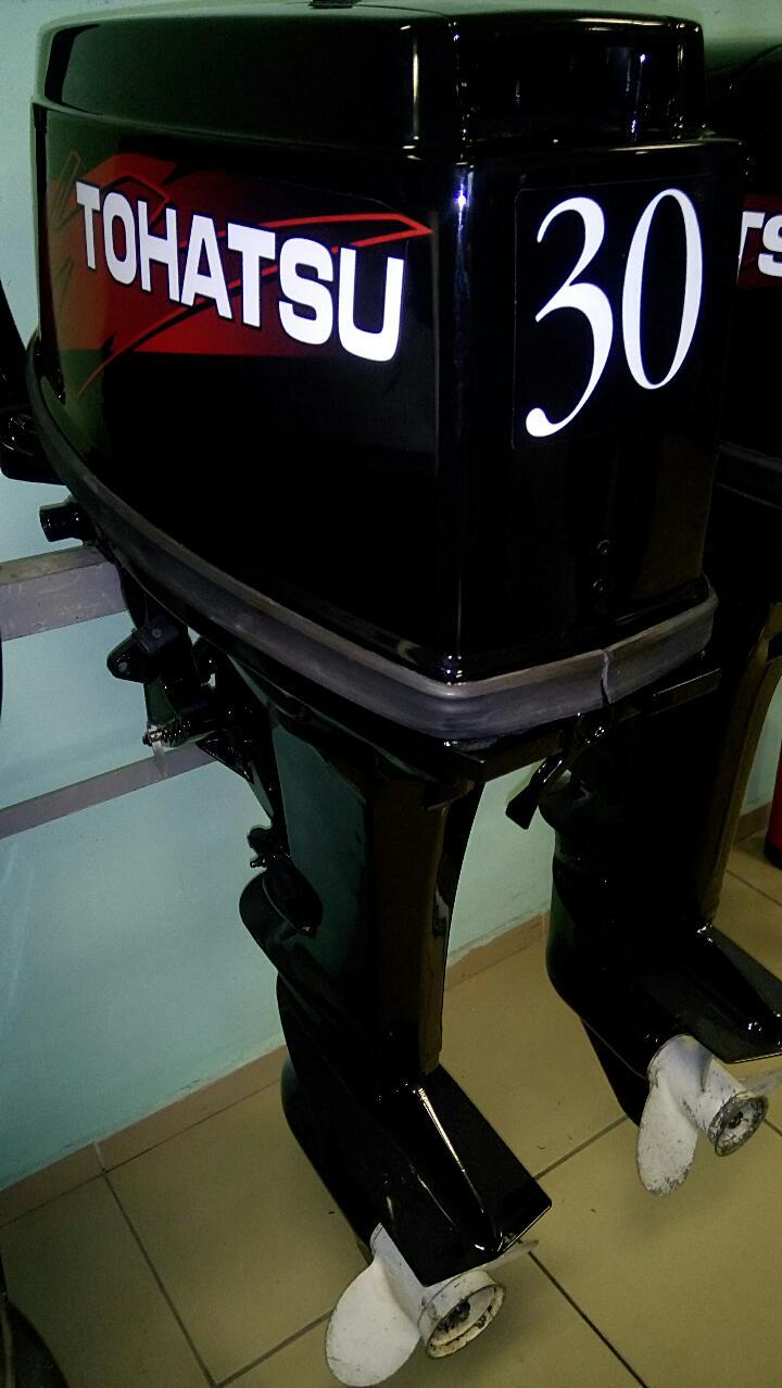 запчасти для лодочных моторов тохатсу во владивостоке