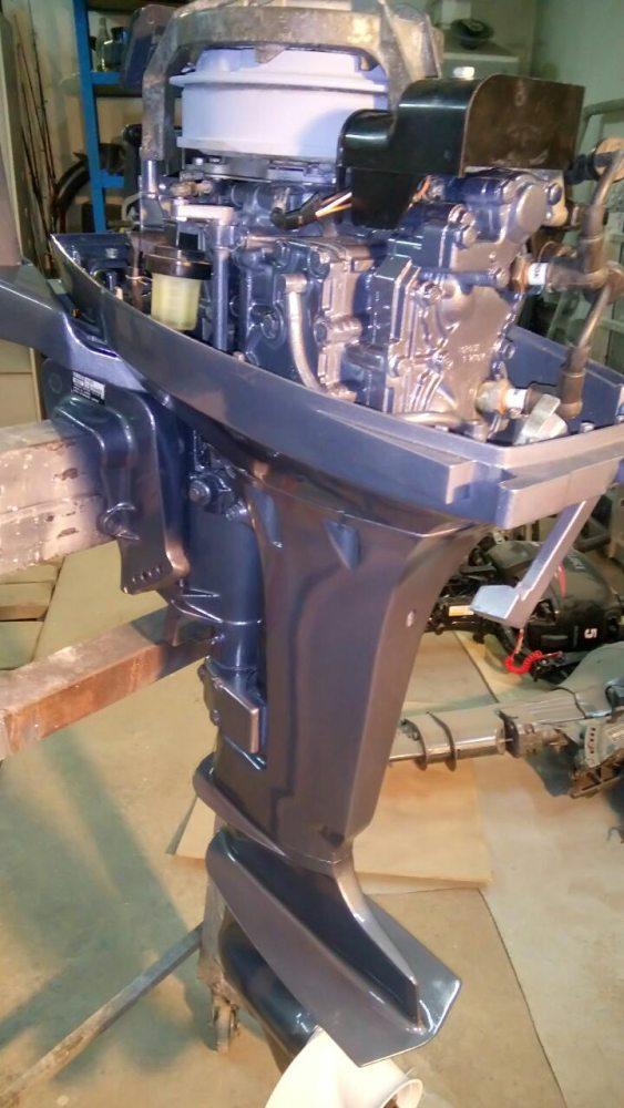 лодочный мотор ямаха 9.9 б.у купить в саратове