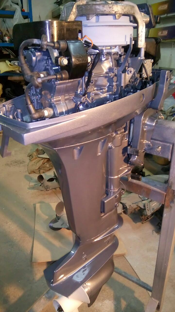 подвесной лодочный мотор ямаха эндуро
