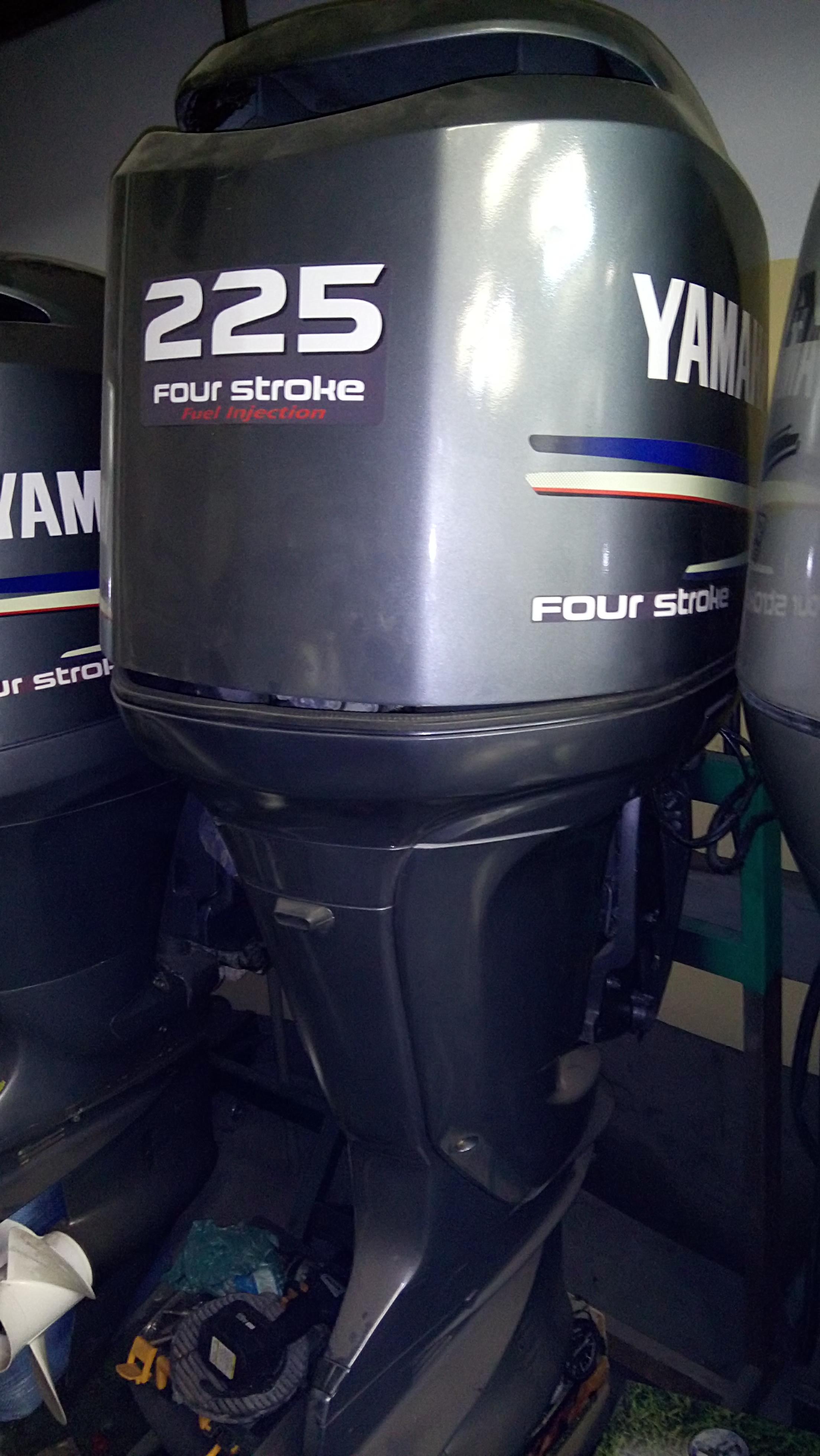 Лодочные моторы новые из японии