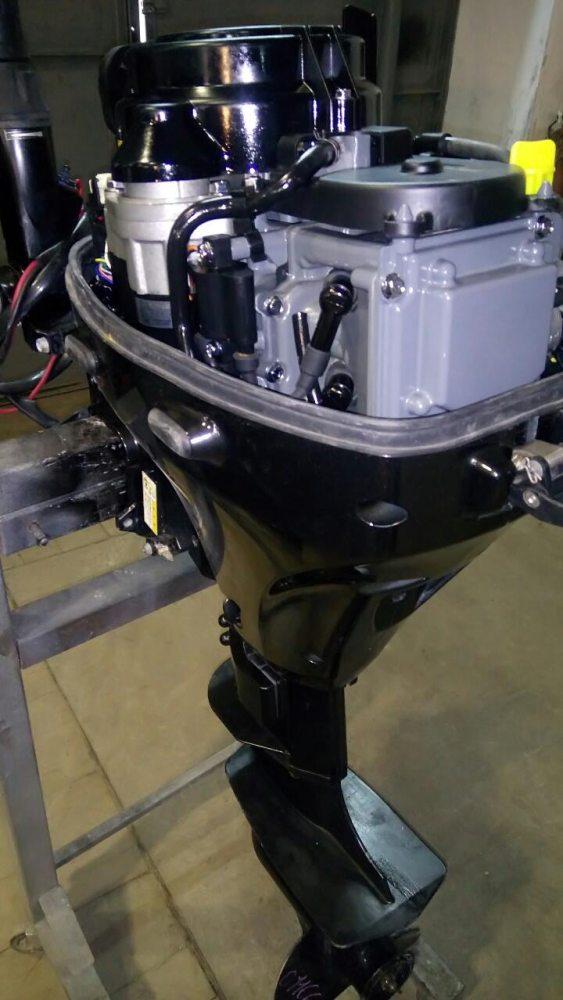 какие лодочные моторы выпускают в японии