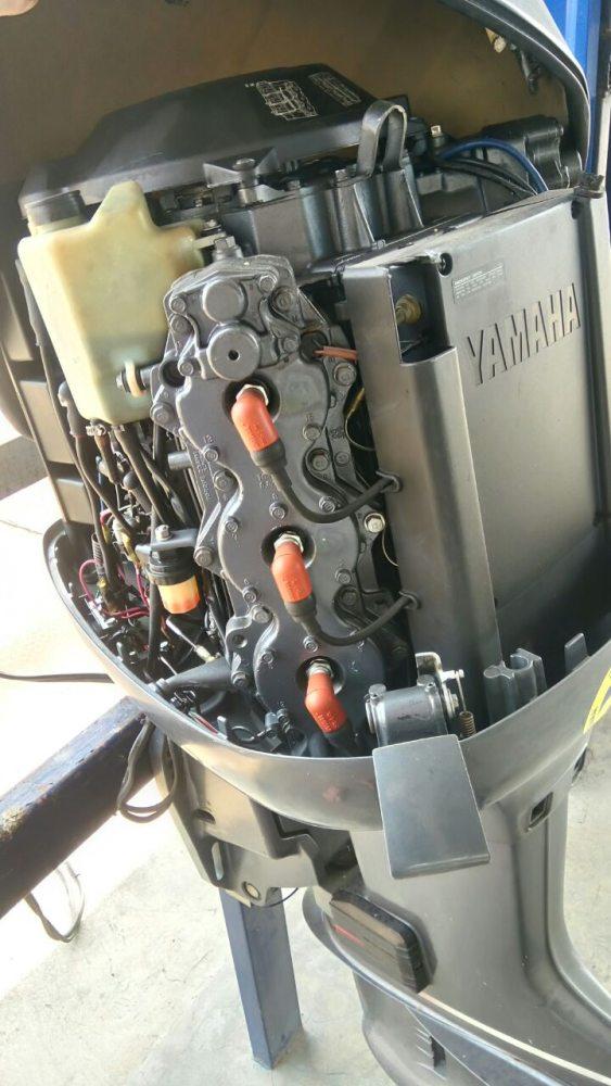 yamaha vmax мотор лодочный мотор